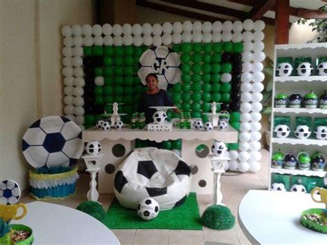 Las 25 mejores ideas sobre Fiestas Temáticas De Fútbol en ...
