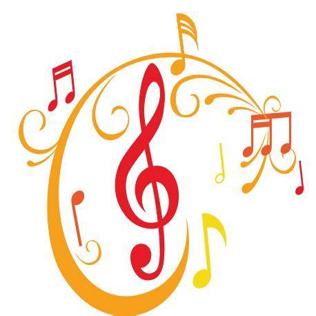 Las 25+ mejores ideas sobre Notas musicales de colores en ...