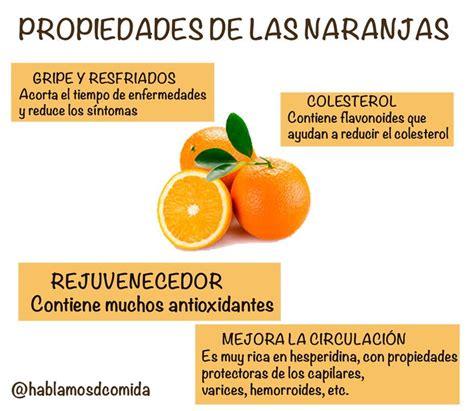 Las 25 mejores ideas sobre Propiedades De La Naranja en ...