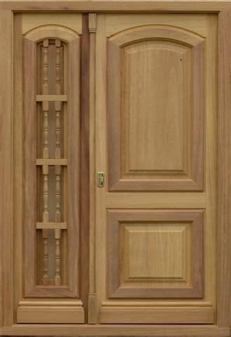 Las 25+ mejores ideas sobre Puertas principales de madera ...