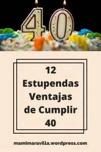 Las 4 etapas de cumplir 40 | Ideas para celebrar los 40 ...