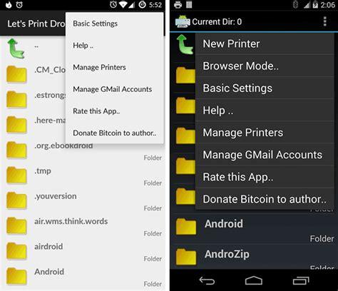 Las 5 Mejores Impresoras PDF para Android