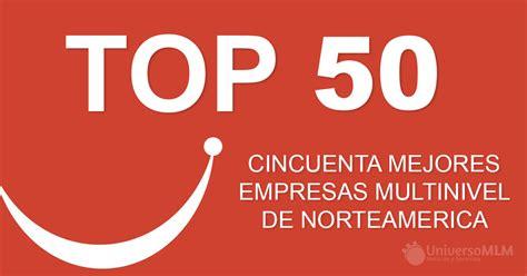 Las 50 Mejores empresas de Marketing Multinivel y Venta ...