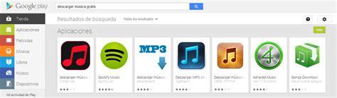 Las 6 mejores aplicaciones Android para descargar música