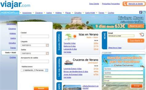 Las 6 mejores webs de ofertas de viajes baratos de última ...