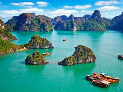Las 7 maravillas naturales del mundo: Bahía de Halong ...