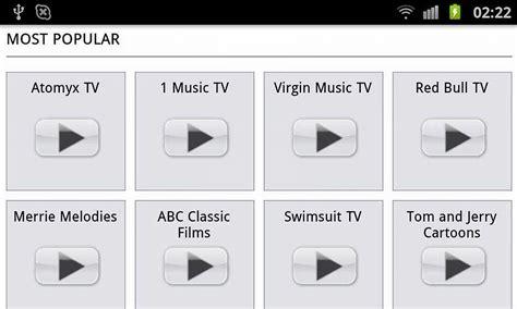 Las 7 mejores aplicaciones Android para ver la televisión ...