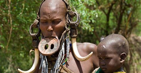 Las 7 tribus más raras del mundo - El Viajero Fisgón