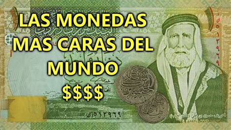 LAS 8 MONEDAS MAS CARAS DEL MUNDO | GARYES - YouTube