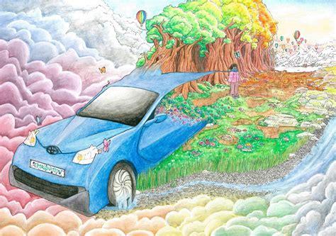 Las 9 mejores obras del concurso de dibujo infantil ...