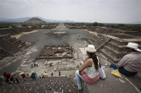 Las autopistas azules de Teotihuacán | Cultura | EL PAÍS