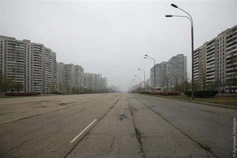 Las autopistas desiertas de Corea del Norte – Fronteras