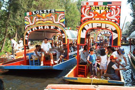 Las Aventuras: Xochimilco, Mexico City