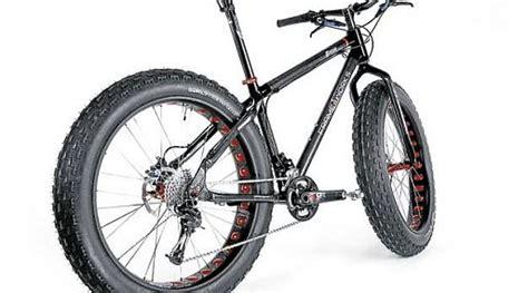 Las bicicletas de llantas gruesas son una nueva tendencia ...