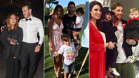 Las bodas y bebés de futbolistas que llegan en 2018 - AS.com