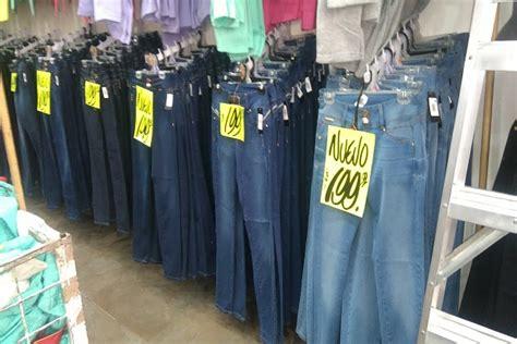 Las calles del Centro Histórico donde venden ropa barata ...