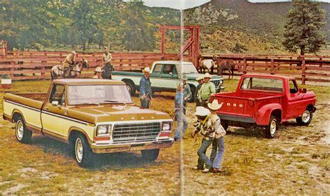 Las camionetas Ford de 1979   Autos y Motos   Taringa!