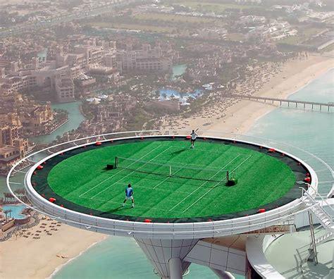 Las cinco mejores canchas de tenis en el mundo