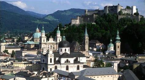 Las ciudades de Mozart. Salzburgo
