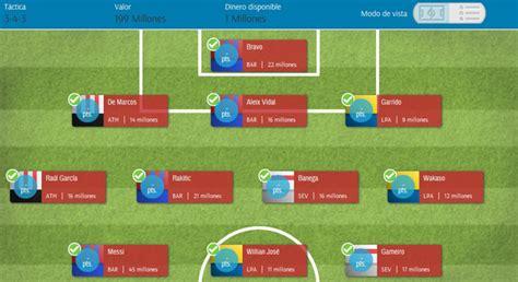 Las claves de la 27ª jornada en la Liga Fantástica | Marca.com
