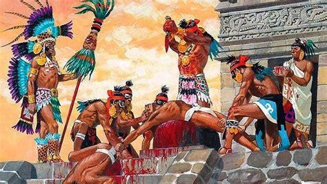 Las crueles torturas de los caníbales aztecas a la ...