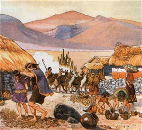 LAS CULTURA INCA: POBLACION