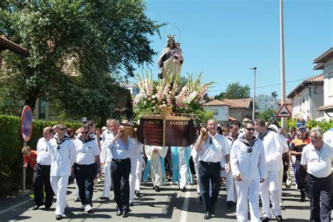Las Fiestas del Carmen 2017 en Suances   Hotel Costa ...