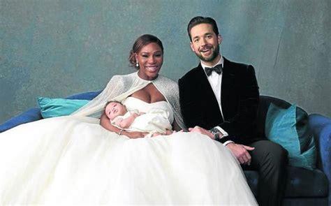 Las fotos de la boda de Serena Williams   El Diario Vasco
