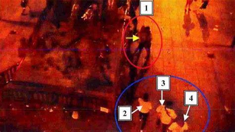 Las fotos inéditas y otros datos de la violación de La ...