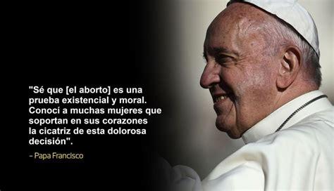 Las frases de los últimos papas sobre el aborto | Foto 1 ...