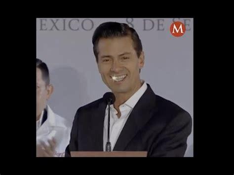 Las frases de Peña Nieto - YouTube