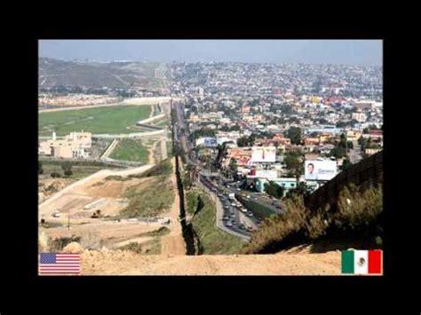 Las Fronteras Mas Curiosas del Mundo - YouTube