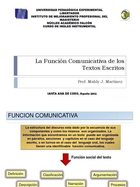 LAS FUNCIONES COMUNICATIVAS.pptx