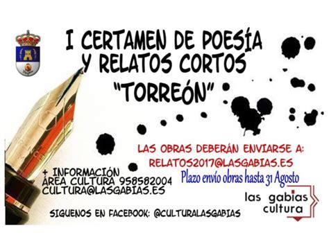 Las Gabias convoca su I Certamen Literario 'Torreón', de ...