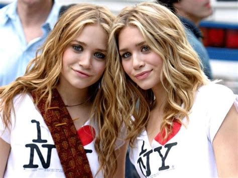 Las gemelas Olsen reaparecieron y el aspecto de una de ...
