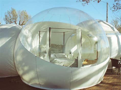 Las habitaciones   burbujas del Hotel Mil Estrellas ...