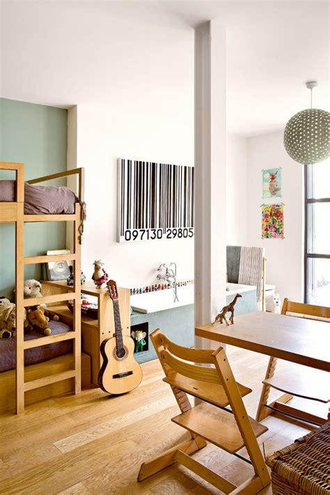 Las habitaciones juveniles de una paisajista parisina en ...