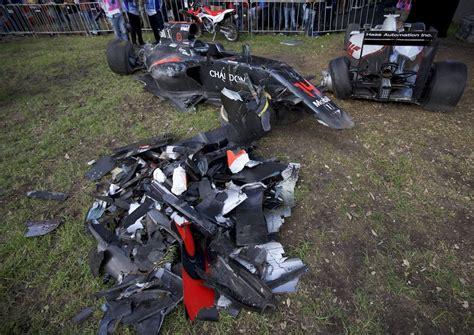 Las imágenes más impactantes del accidente de Fernando ...