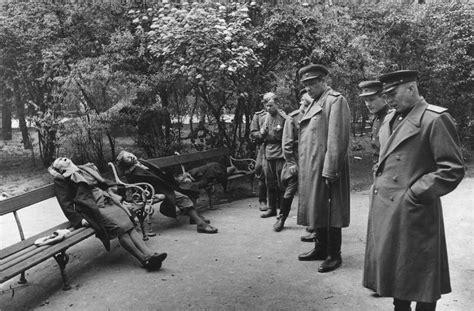 Las impactantes imágenes de la Segunda Guerra Mundial que ...