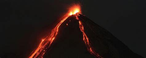 Las impactantes imágenes que dejó erupción de volcán en ...