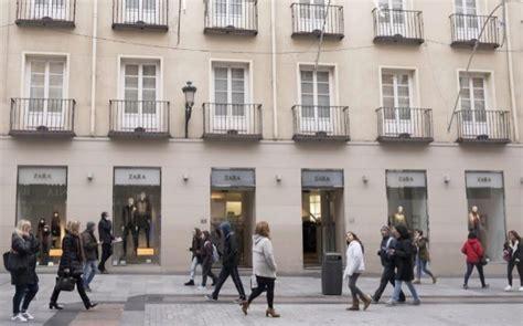 Las joyas inmobiliarias que vende Inditex en Madrid y ...