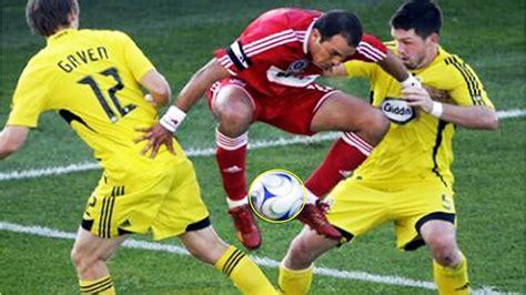 Las Jugadas Más Locas Del Fútbol Crazy Showboat Skills ...