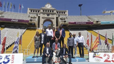 Las leyendas de Barcelona'92 vuelven a Montjuïc