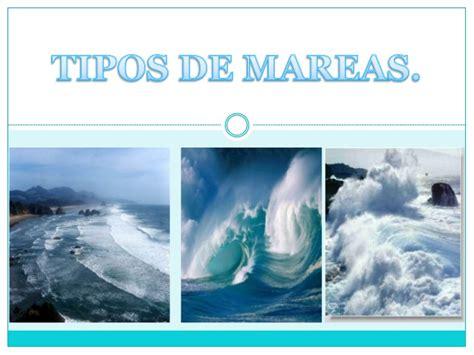 Las mareas fisica BLOQUE V