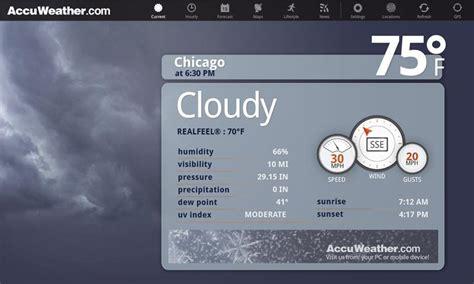 Las mejores aplicaciones del tiempo para tu tablet   El ...