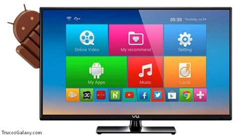 Las mejores aplicaciones para Android TV - Trucos Galaxy