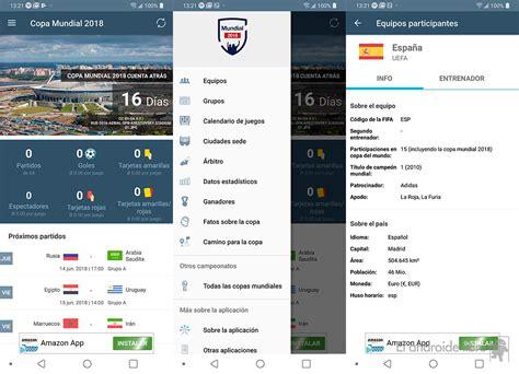 Las mejores aplicaciones para seguir el Mundial de Fútbol 2018