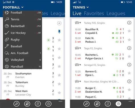 Las mejores apps para consultar marcadores y resultados ...