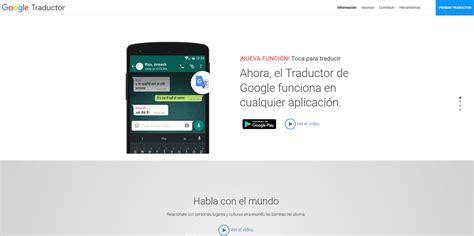 Las mejores apps para traducir para Android e iOS - 1&1