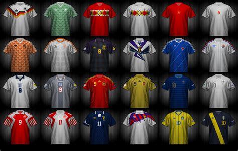 Las mejores camisetas de las Eurocopas - Foto 1 de 21 ...